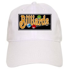 Billiards Baseball Cap