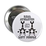 "Athletes - Cheer 2.25"" Button (100 pack)"