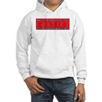 Convict Hooded Sweatshirt