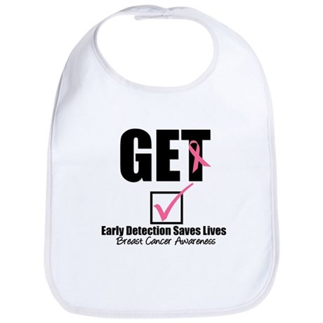 Breast Cancer Get Checked Bib