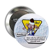"Catching Up With Charlie... 2.25"" Button (100 pack"