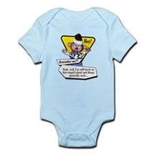 Catching Up With Charlie... Infant Bodysuit