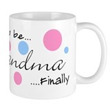 Soon to be Grandma Coffee Mug
