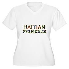 Funny Haiti map T-Shirt