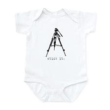 Tripod - Stick it! Infant Bodysuit