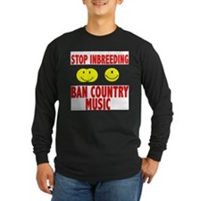 ban country music T