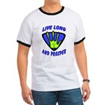 Live Long And Prosper Ringer T