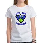 Live Long And Prosper Women's T-Shirt