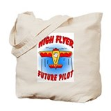 High Flyer Future Pilot Tote Bag