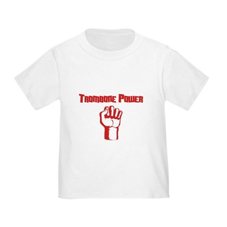 Trombone Power Toddler T-Shirt