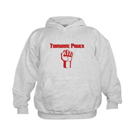 Trombone Power Kids Hoodie