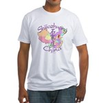 Shijiazhuang China Fitted T-Shirt
