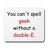 Double-E Mousepad