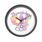 Zhangjiakou China Wall Clock