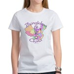 Zhangjiakou China Women's T-Shirt