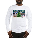 Xmas Magic/German SHP Long Sleeve T-Shirt