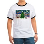 Xmas Magic/German SHP Ringer T