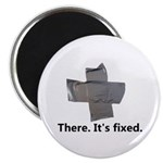 There. It's fixed. Duct Tape Gifts Magnet
