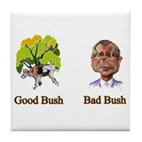 bush Tile Coaster