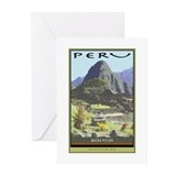 Peru Greeting Cards (Pk of 10)