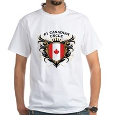 Number One Canadian Uncle Shirt