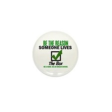 Check The Box 4 Mini Button (100 pack)