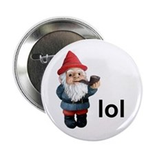 "Lol Gnome 2.25"" Button (100 pack)"
