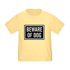 Beware of Dog T
