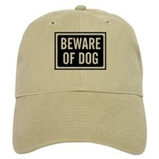 Beware of Dog Baseball Cap