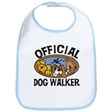 Official Dog Walker Bib
