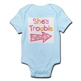 Cool Boy girl twins Onesie