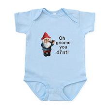 Oh gnome you di'nt! Onesie