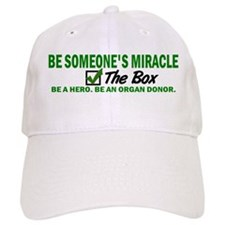 Check The Box 5 Baseball Cap