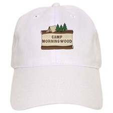 Camp Morningwood Baseball Cap