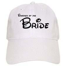 Brother of the Bride's Baseball Cap