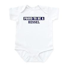 Proud to be Kessel Infant Bodysuit