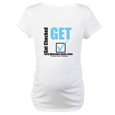 Get Checked Prostate Cancer Shirt