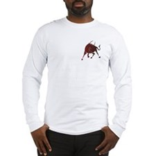 Bull vs Bear Long Sleeve T-Shirt