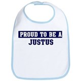 Proud to be Justus Bib