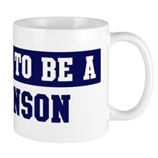 Proud to be Johnson Mug