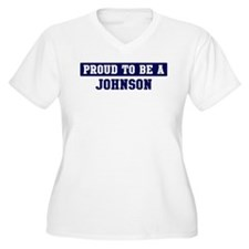 Proud to be Johnson T-Shirt