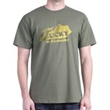gettin lucky in kentucky T-Shirt