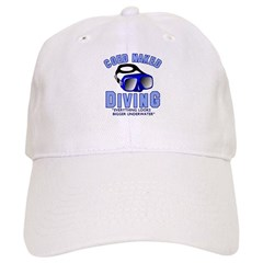http://i1.cpcache.com/product/291727094/coed_naked_diving_baseball_cap.jpg?color=White&height=240&width=240