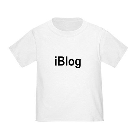 iBlog Toddler T-Shirt
