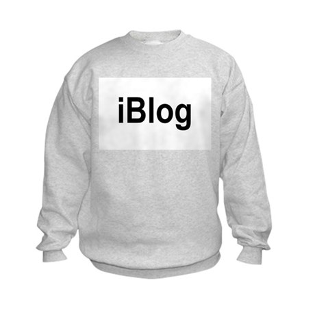 iBlog Kids Sweatshirt