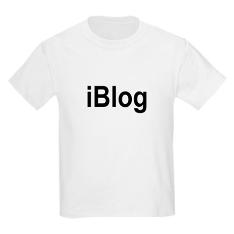 iBlog Kids T-Shirt