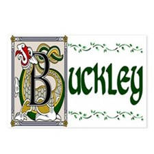 Buckley Celtic Dragon Postcards (Package of 8)