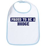 Proud to be Hodge Bib