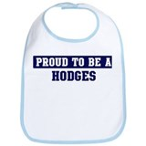 Proud to be Hodges Bib