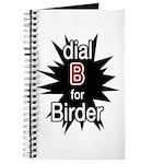 Dial B for Birder Journal